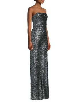 Carleen Wide Leg Sequin Jumpsuit by Alexis
