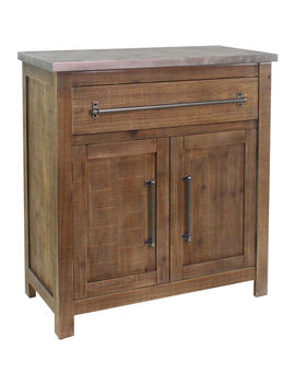 Hollis 1 Drawer 2 Door Cabinet 32 X 34 In. by At Home