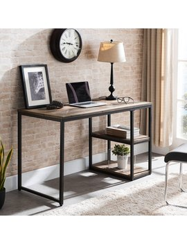 Gracie Oaks Leanna Writing Desk & Reviews by Gracie Oaks
