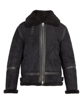 Ian Shearling Jacket by Acne Studios