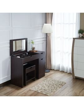 Oliver & James Sisley Vanity Table And Stool by Oliver & James