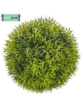"Green Grass Sphere   4 1/2"" by Hobby Lobby"