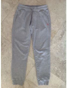 Ladies Adidas Grey Climate Tracksuit Bottoms Sweatpants Grey Size S/8 10 by Ebay Seller
