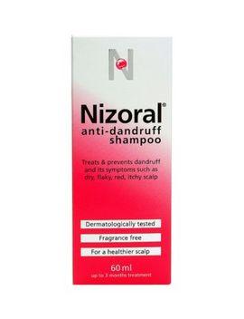 Nizoral Anti Dandruff Shampoo   60ml by Nizoral
