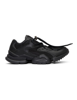 Black Run.R  96 Sneakers by Reebok Classics