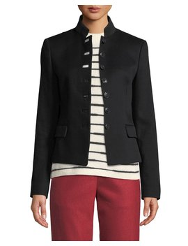 Rei Tailored Cotton Blazer by Rag & Bone