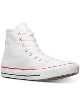 Men's Chuck Taylor Hi Top Casual Sneakers From Finish Line by Converse
