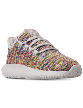 Boys' Tubular Shadow Casual Sneakers From Finish Line by Adidas