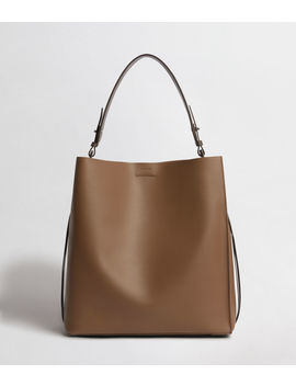 Voltaire Leather North South Tote by Allsaints
