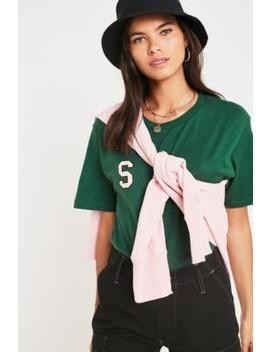 Stussy College Arc Pine T Shirt by Stussy