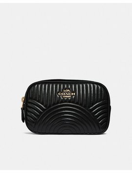 Belt Bag With Deco Quilting by Coach