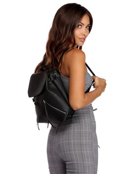All Zipped Up Backpack by Windsor