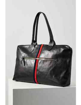 Clare V. Racer Zip Top Tote Bag by Clare V.