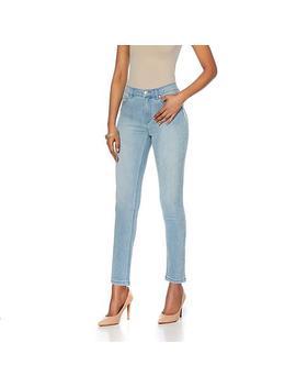 Dg2 By Diane Gilman Virtual Stretch Skinny Jean   Basic Colors by Diane Gilman