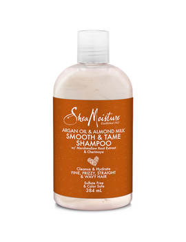 Shea Moisture Argan Oil And Almond Milk Shampoo 384ml by Shea Moisture