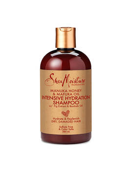Shea Moisture Manuka Honey & Mafura Oil Intensive Hydration Shampoo 384ml by Shea Moisture
