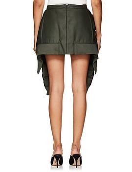 Bomber Jacket Miniskirt by Helmut Lang