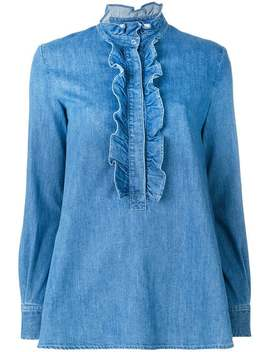Denim Camicia Blouse by Stella Mc Cartney