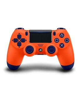 Dual Shock 4 Wireless Controller Play Station 4   Sunset Orange by Play Station 4 (Ps4)