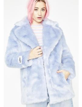 Sapphire Heather Coat by Jakke