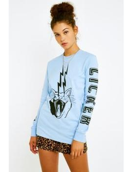 House Of Holland X Pavement Licker Long Sleeve T Shirt by House Of Holland