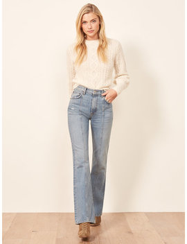 Kate Seam Jean by Reformation