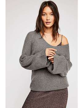 Most Loved V Neck Sweater by Free People
