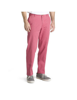 Izod Classic Fit Flat Front Pants by Izod
