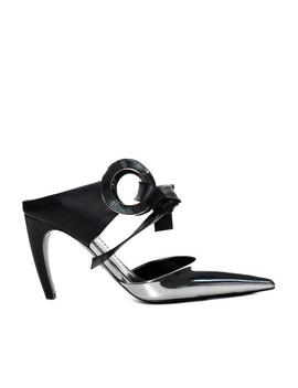 Curved Heel Mules by Proenza Schouler