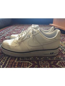 Nike Air Force 1 Low White Uk Size 11.5 Us 12.5 Eu 47 by Ebay Seller