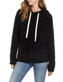 Eyelash Knit Hoodie by Bp.