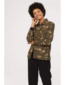 Giacca Utility Fantasia by H&M