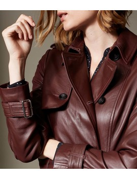 Longline Leather Trench Coat by Cd015 Dd223 Cd055 Kd042 Hd024 Dd219 Dd069 Td041 Td116 Cd022 Jd032 Pd067 Td163 Td093 Td153 Jd017 Pc078