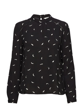 Onl New Mallory  Aop L/S Blouse Wvn Noos by Only
