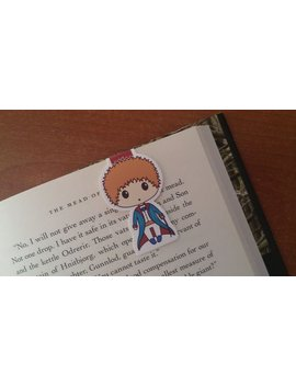 Magnetic Bookmars | Little Prince by Etsy