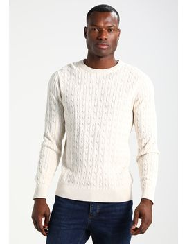 Shhclayton Crew Neck   Stickad Tröja by Selected Homme