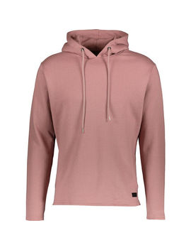 Pink Casual Hoodie by Just Junkies