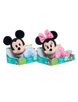 Disney Baby Musical Crawling Pals Plush   Minnie Mouse by Disney