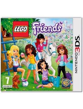 Lego Friends   Nintendo 3 Ds Game by Argos