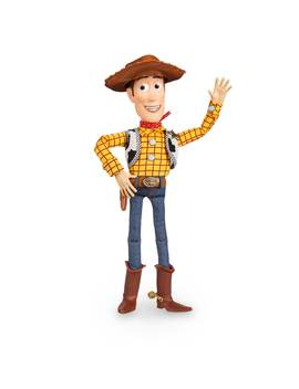 Woody Talking Action Figure by Disney