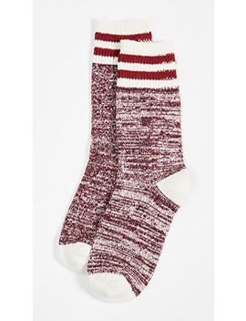 Haven Cozy Crew Socks by Free People