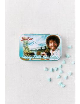 Bob Ross Happy Little Tree Mints by Urban Outfitters