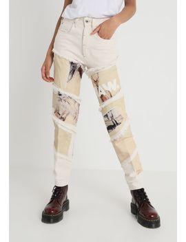 Spiraq Rftp Patches Desert 3 D Slim   Jeans Slim Fit by G Star