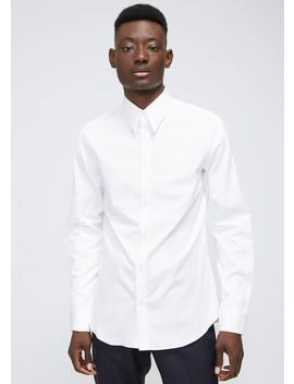 Point Collar Shirt by Calvin Klein 205 W39 Nyc