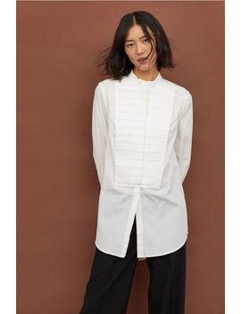 Chemise à Plastron by H&M