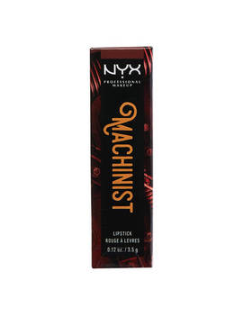 "Machinist Lipstick              <Span Class=""Product.Sample.Minicart.Class.Variationdetails""></Span> by Nyx Cosmetics"