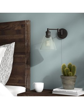 Trent Austin Design Aidan 1 Light Swing Arm Lamp & Reviews by Trent Austin Design