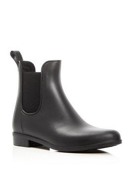 Tinsley Matte Chelsea Rain Booties by Sam Edelman