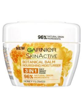 Garnier Natural 3 In 1 Nourishing Honey Botanical Balm 140ml by Garnier