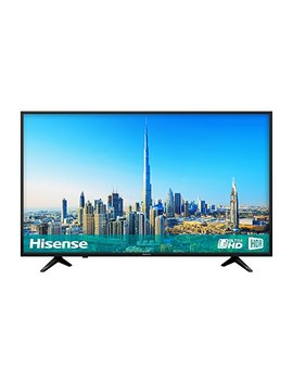 Hisense H55 A6200 Uk 55 Inch 4 K Ultra Hd Smart Tv With Freeview Play    Black (2018 Model) by Hisense